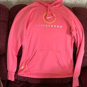 Livestrong sweatshirt